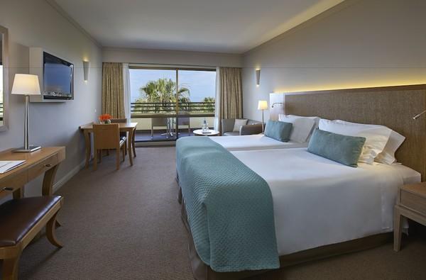 Reception - Aparthotel Eden Mar 4* Funchal Madère