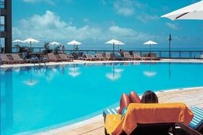 Madère-Funchal, Hôtel Enotel Lido Madeira