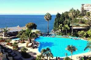 Madère-Funchal, Hôtel Pestana Madeira Beach Club