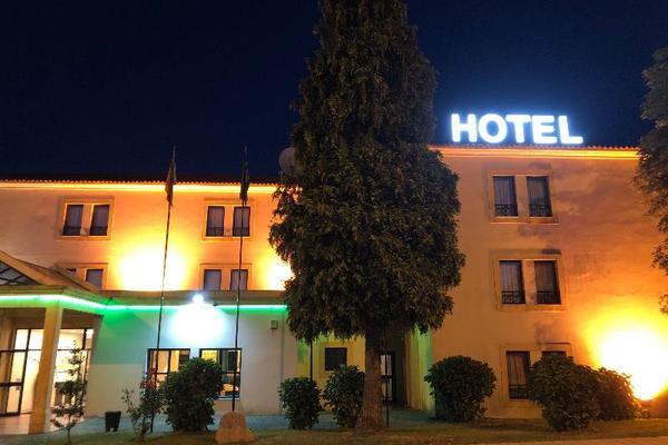 Facade - Fafe Flag Hotel 3* Porto Portugal