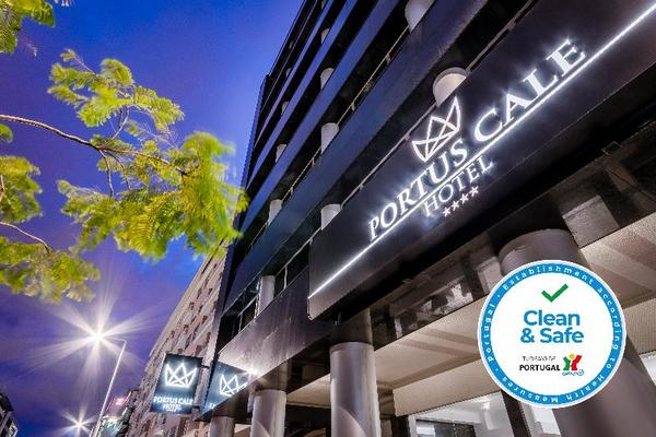 Facade - Portus Cale Hotel 4* Porto Portugal