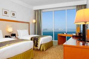 Qatar-Doha, Hôtel Hilton Doha