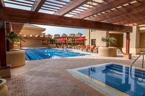 Qatar-Doha, Hôtel Retaj Inn Marina Residence