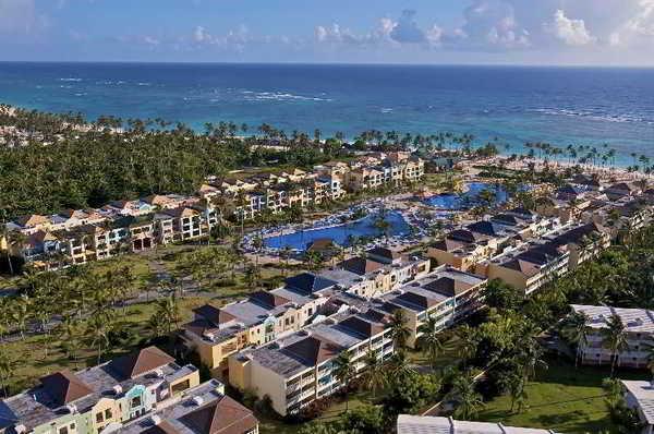 Facade - Ocean Blue & Sand Beach Resort - All Inclusive 4* Punta Cana Republique Dominicaine