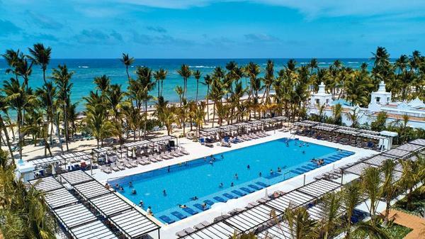 Piscine - Riu Palace Punta Cana 5* Punta Cana Republique Dominicaine