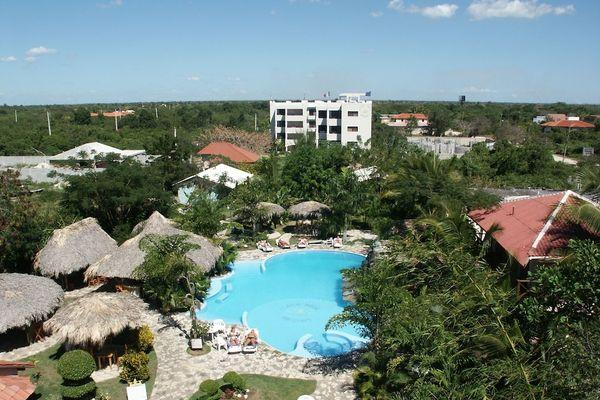 Piscine - Plaza Real Resort 3* Saint Domingue Republique Dominicaine