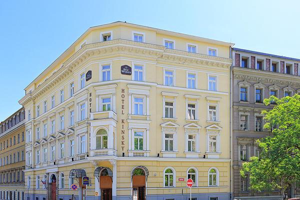 Best Western Hotel Kinsky Garden 4*, Prague