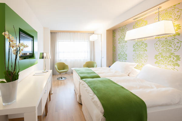 Chambre - Occidental Praha Five 4* Prague Republique Tcheque