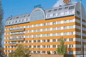 Republique Tcheque-Prague, Hôtel Wellness Hotel Step 4*