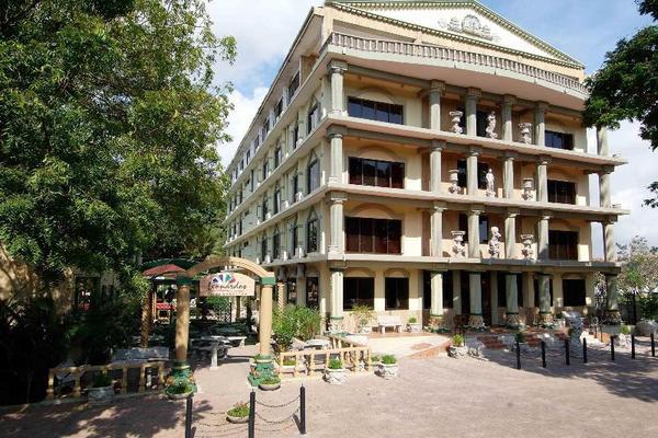 Facade - Colosseum Boutique Hotel And Spa 4* Dar Es Salaam Tanzanie