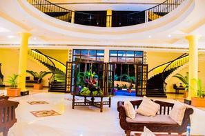Tanzanie-Dar Es Salaam, Hôtel Golden Tulip Tanzania