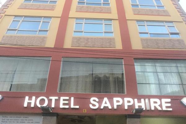Facade - Sapphire 3* Dar Es Salaam Tanzanie