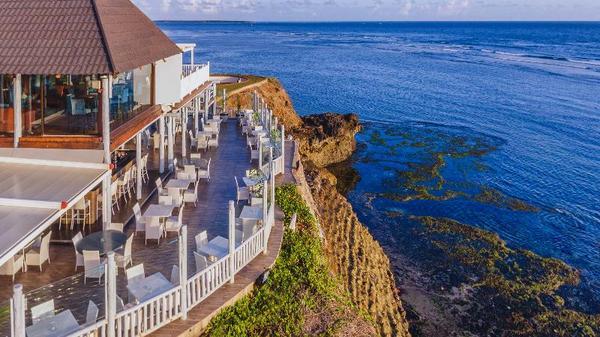 Restaurant - Sea Cliff Court Hotel & Luxury Apartments 4* Dar Es Salaam Tanzanie