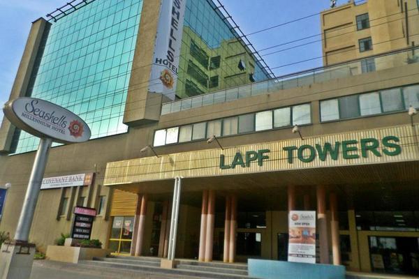 Facade - Seashells Millennium Hotel 4* Dar Es Salaam Tanzanie