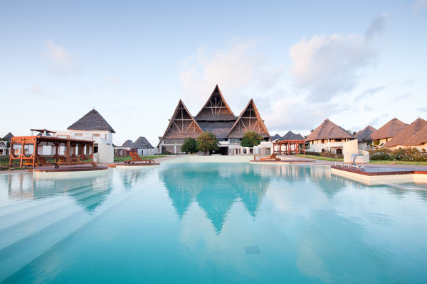 Facade - Essque Zalu Zanzibar 5* Zanzibar Tanzanie
