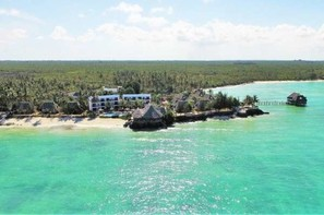 Tanzanie-Zanzibar, Hotel Reef & Beach Resort Jambiani
