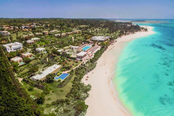 Facade - Riu Palace Zanzibar 5* Zanzibar Tanzanie