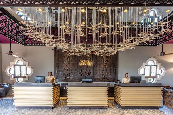 Reception - Riu Palace Zanzibar 5* Zanzibar Tanzanie