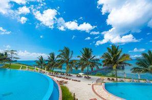 Tanzanie-Zanzibar, Hôtel Sea Cliff Resort & Spa