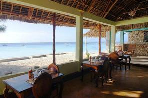 Tanzanie-Zanzibar, Hôtel Smiles Beach