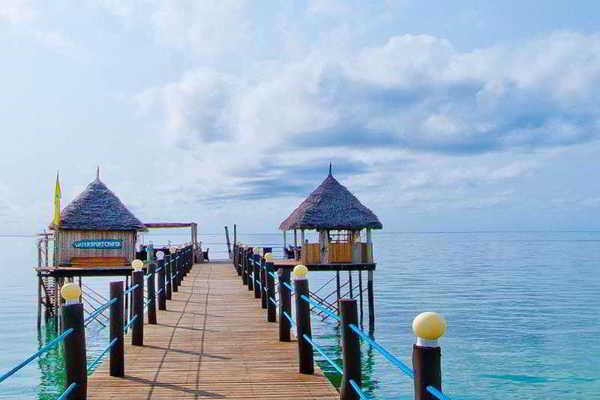 Facade - Spice Island Hotel & Resort 4* Zanzibar Tanzanie