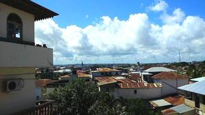 Tanzanie-Zanzibar, Hôtel Tausi Palace Hotel