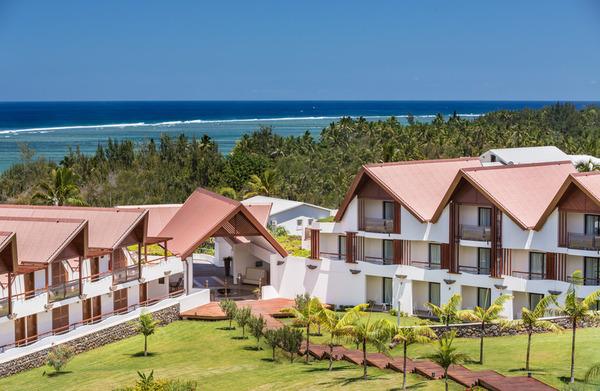 Facade - Akoya Hotel & Spa 5*
