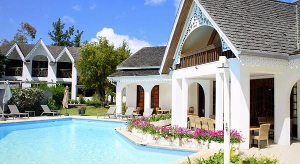 Facade - Le Vieux Cep 3* Saint Denis Reunion
