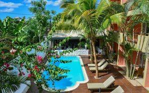 Rodrigues-Port-Mathurin, Hôtel Margarita 2*