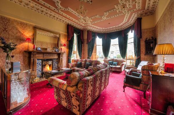 Facade - Kildonan Lodge Hotel 4* Edimbourg Ecosse