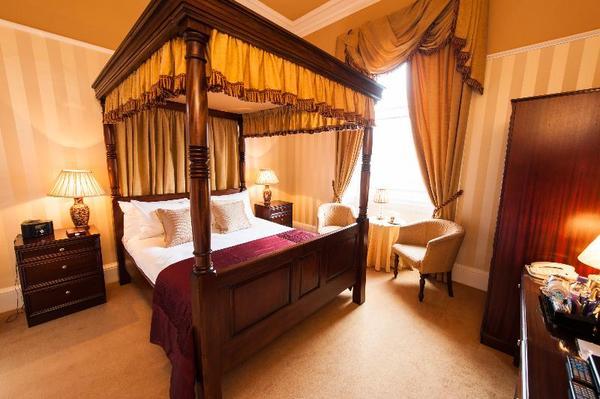 Chambre - Kildonan Lodge Hotel 4* Edimbourg Ecosse