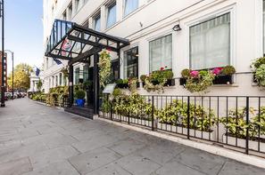 Angleterre-Londres, Hôtel Ambassadors Hotel (also Ambassadors Hotel Kensington)