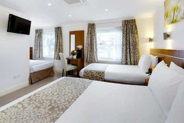Chambre - Bayswater Inn 3* Londres Angleterre