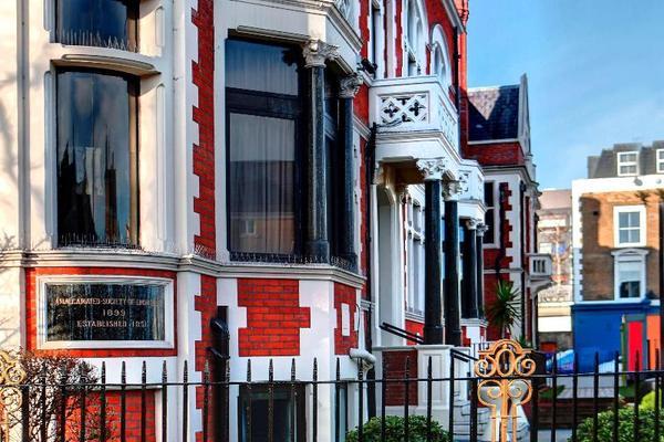 Facade - Best Western London Peckham Hotel 3* Londres Angleterre