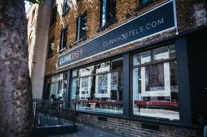 Angleterre-Londres, Hôtel Clink 261 Hostel