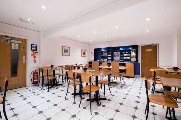 Restaurant - Comfort Inn Kings Cross 3* Londres Angleterre