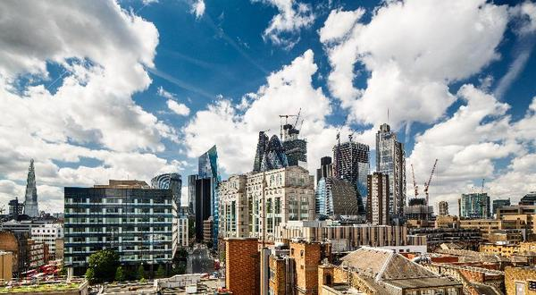 Facade - Ibis London City 3* Londres Angleterre