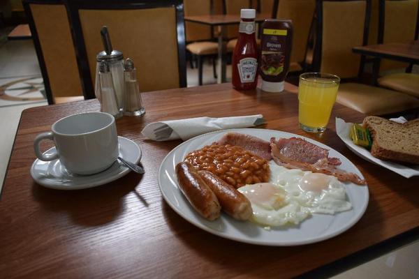 Restaurant - Leigham Court 3* Londres Angleterre