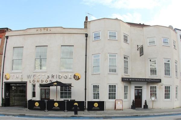 Facade - The Westbridge Hotel 4* Londres Angleterre