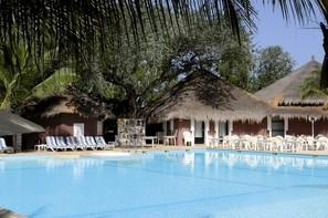 Senegal-Dakar, Hôtel Neptune