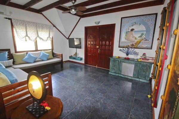 Reception - Takamaka Green Village 3* Mahe Seychelles