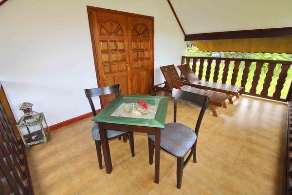 Chambre - Takamaka Green Village 3* Mahe Seychelles