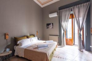 Sicile et Italie du Sud-Catane, Hôtel Terrazza Santa Chiara