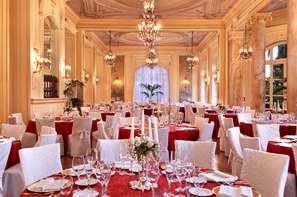 Sicile et Italie du Sud-Palerme, Hôtel Grand Hotel Villa Igiea