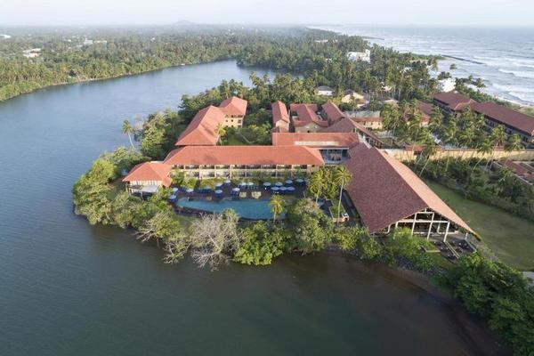 Facade - Anantara Kalutara Resort 5* Colombo Sri Lanka