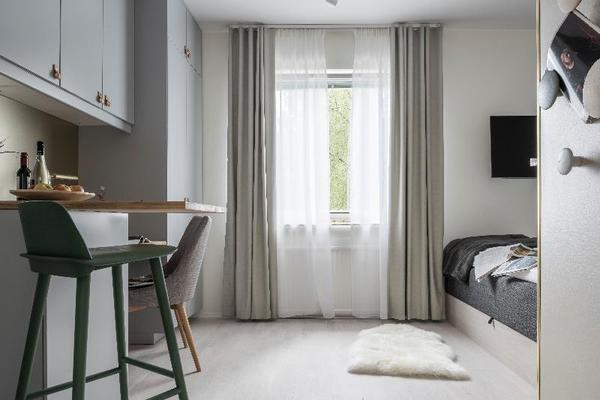 Facade - Attache Hotel 3* Stockholm Suede