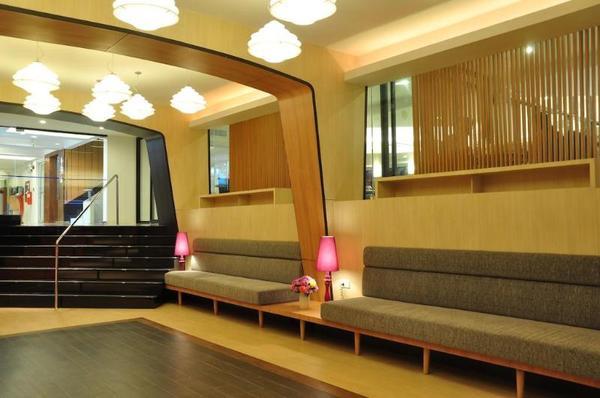 Facade - Flipper Lodge Hotel 3* Bangkok Thailande