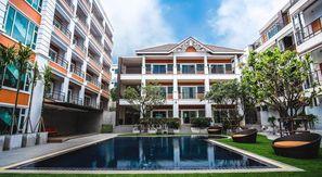 Thailande-Bangkok, Hôtel Fx Pattaya