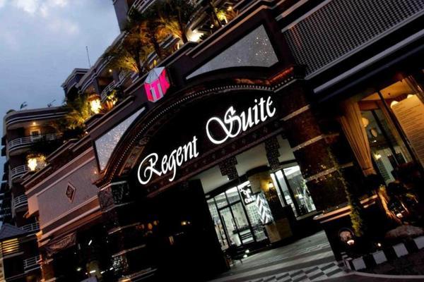 Facade - Ktk Regent Suite 4* Bangkok Thailande