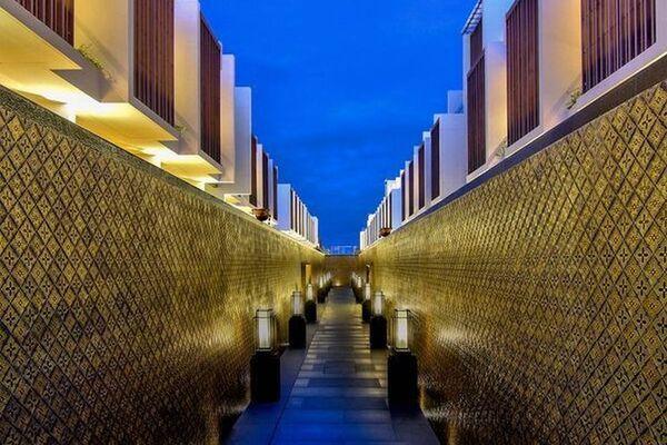 Facade - Radisson Blu Hua Hin 5* Bangkok Thailande